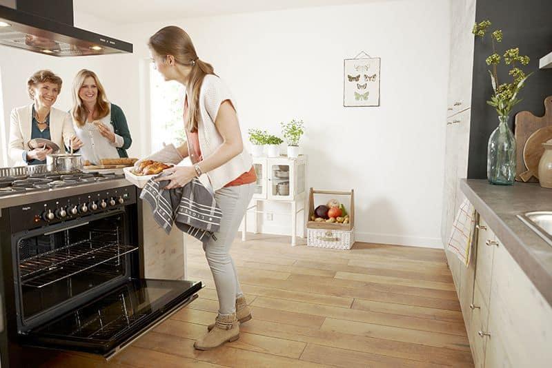 Afzuigkap vervangen door De Keukenvernieuwers