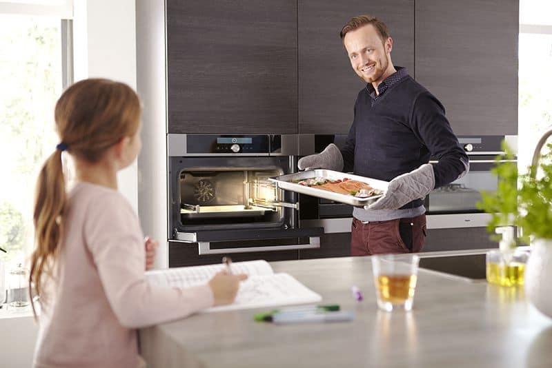 Inbouwapparaat vervangen door De Keukenvernieuwers
