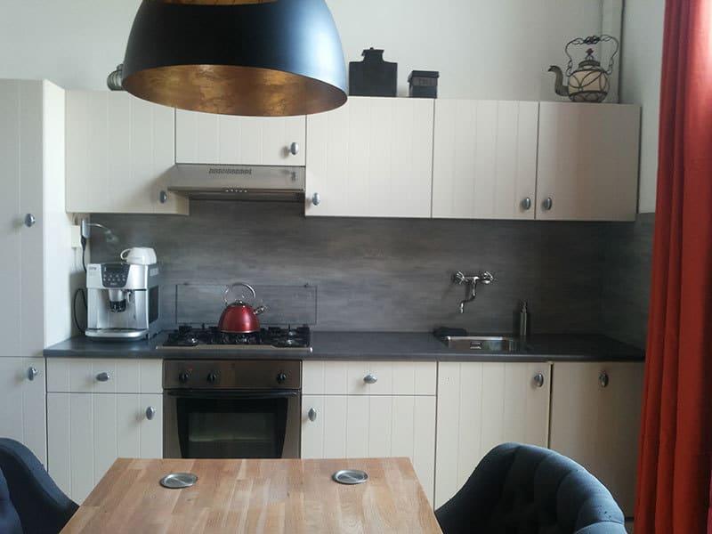Nieuwe keuken Familie Strik