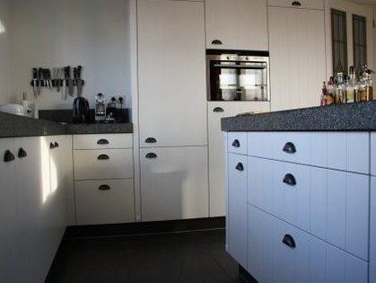 Nieuwe keuken Familie Veenstra