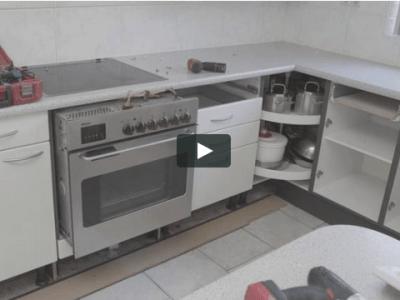 Vervangen Van Werkblad, Keukendeurtjes En Apparatuur