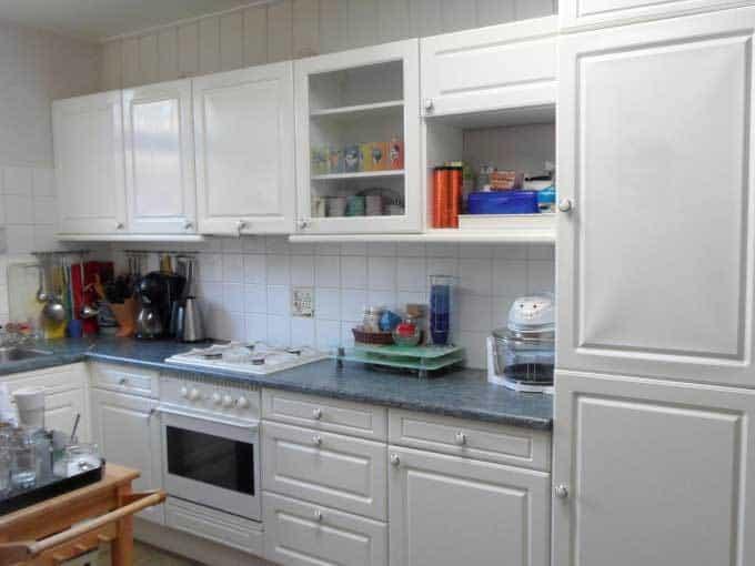 De Keuken Van Familie Drenth Voor De Renovatie