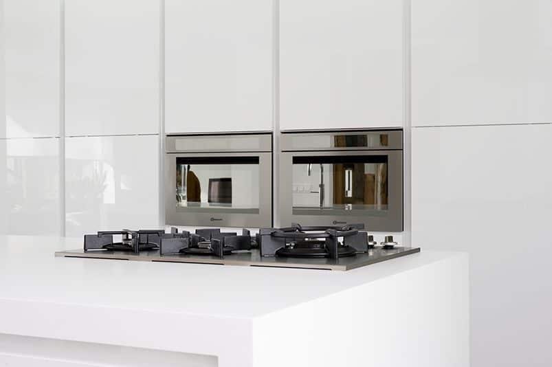 Inbouwapparatuur vervangen door De Keukenvernieuwers
