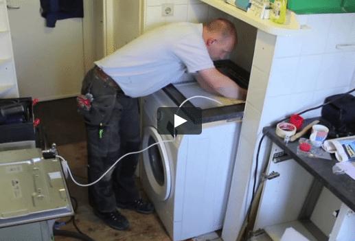 Renovatie Van Een Keuken Op De Tweede Verdieping
