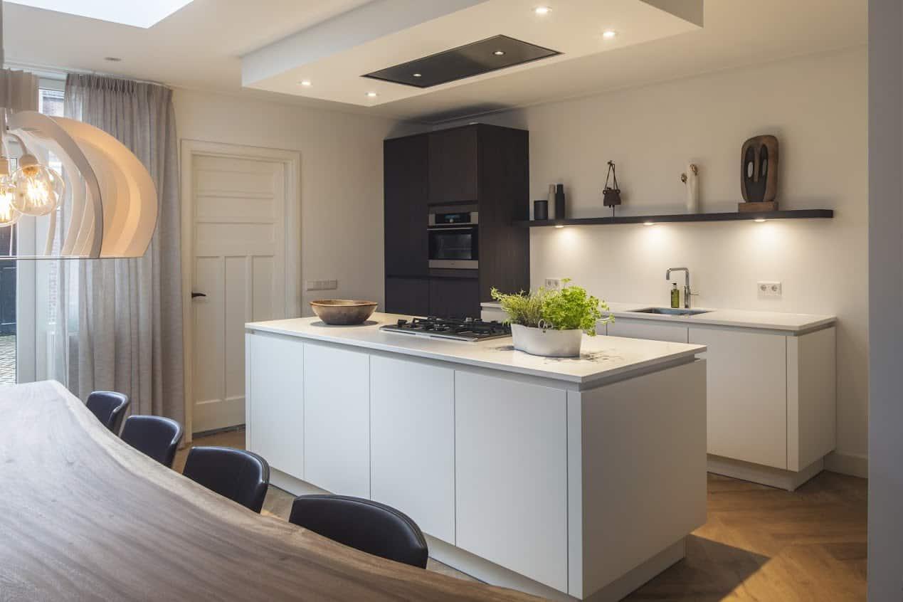 Een op maat gemaakte nieuwe keuken de keukenvernieuwers - Nieuwe keuken ...