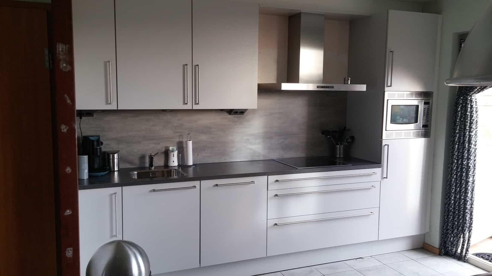 Keuken opknappen of renoveren met een klein budget motorcycle review and galleries - Nieuwe keuken ...