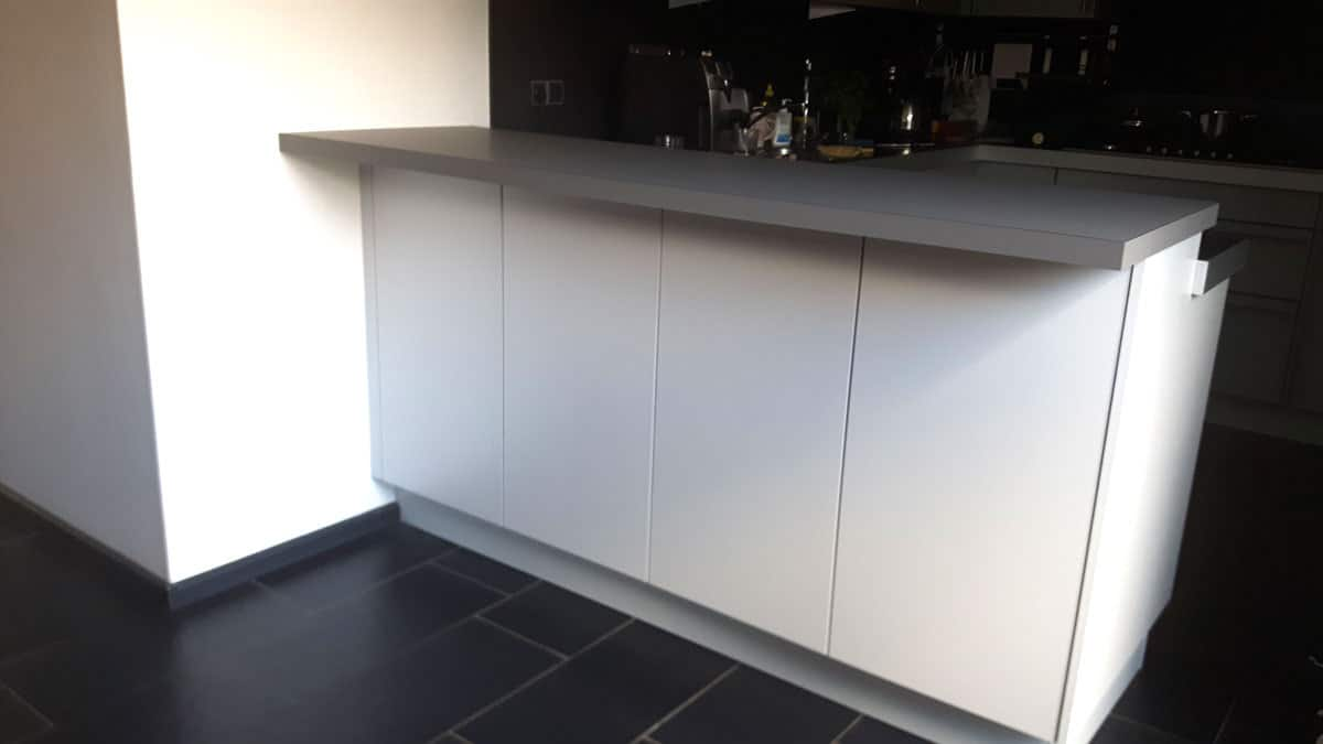 Keukenrenovatie door Henk Bouwers