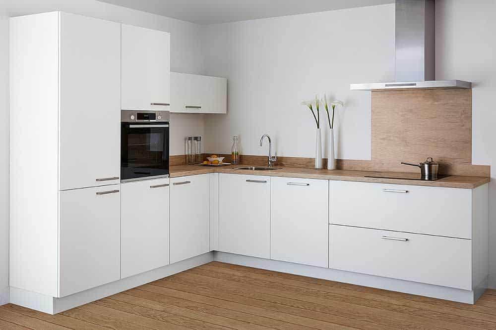 Keukendeurtjes vervangen - uw vertrouwde keuken weer als nieuw.