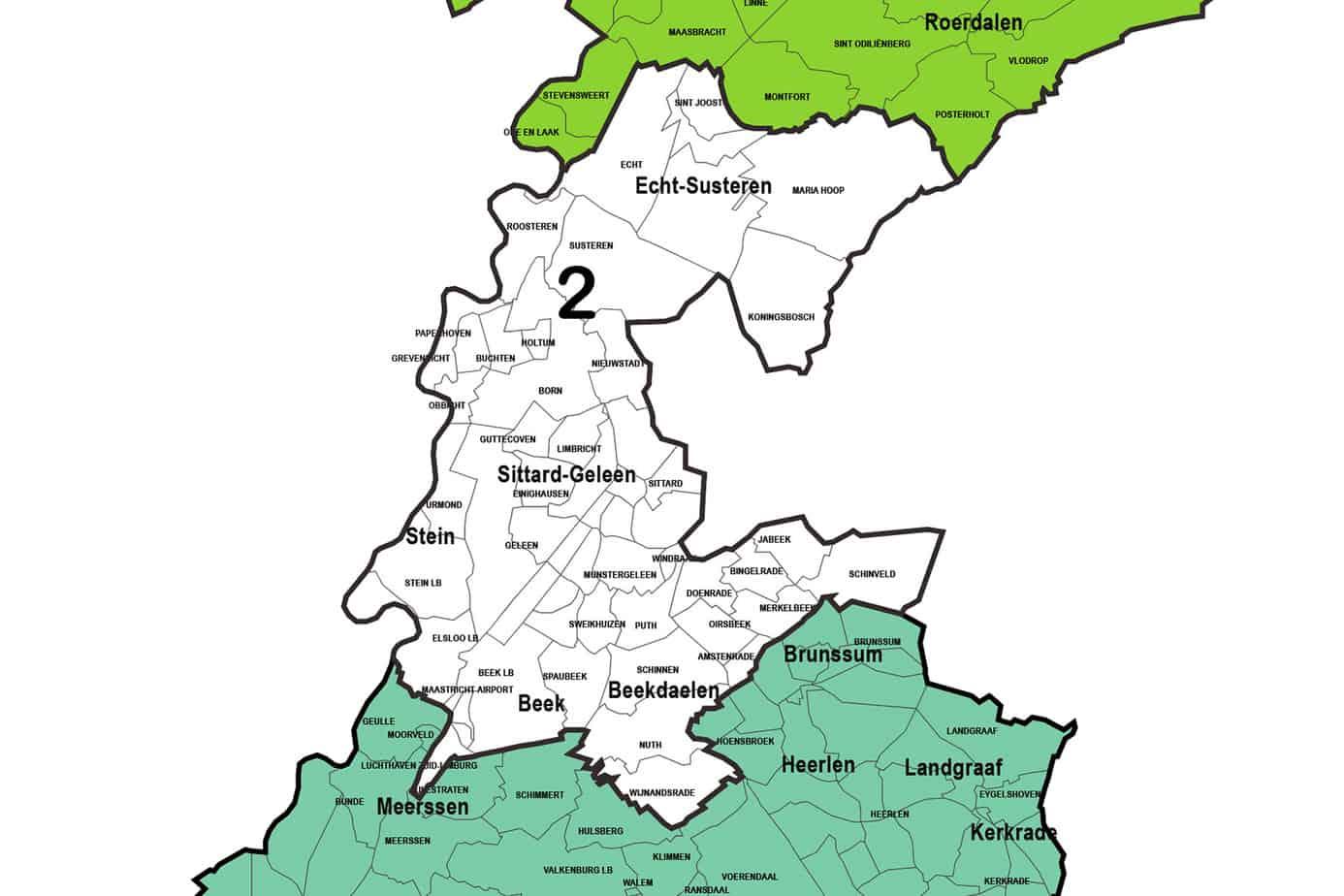 Regio 2 - Sittard - Geleen