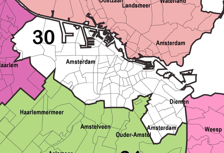 Regio 30 - Amsterdam