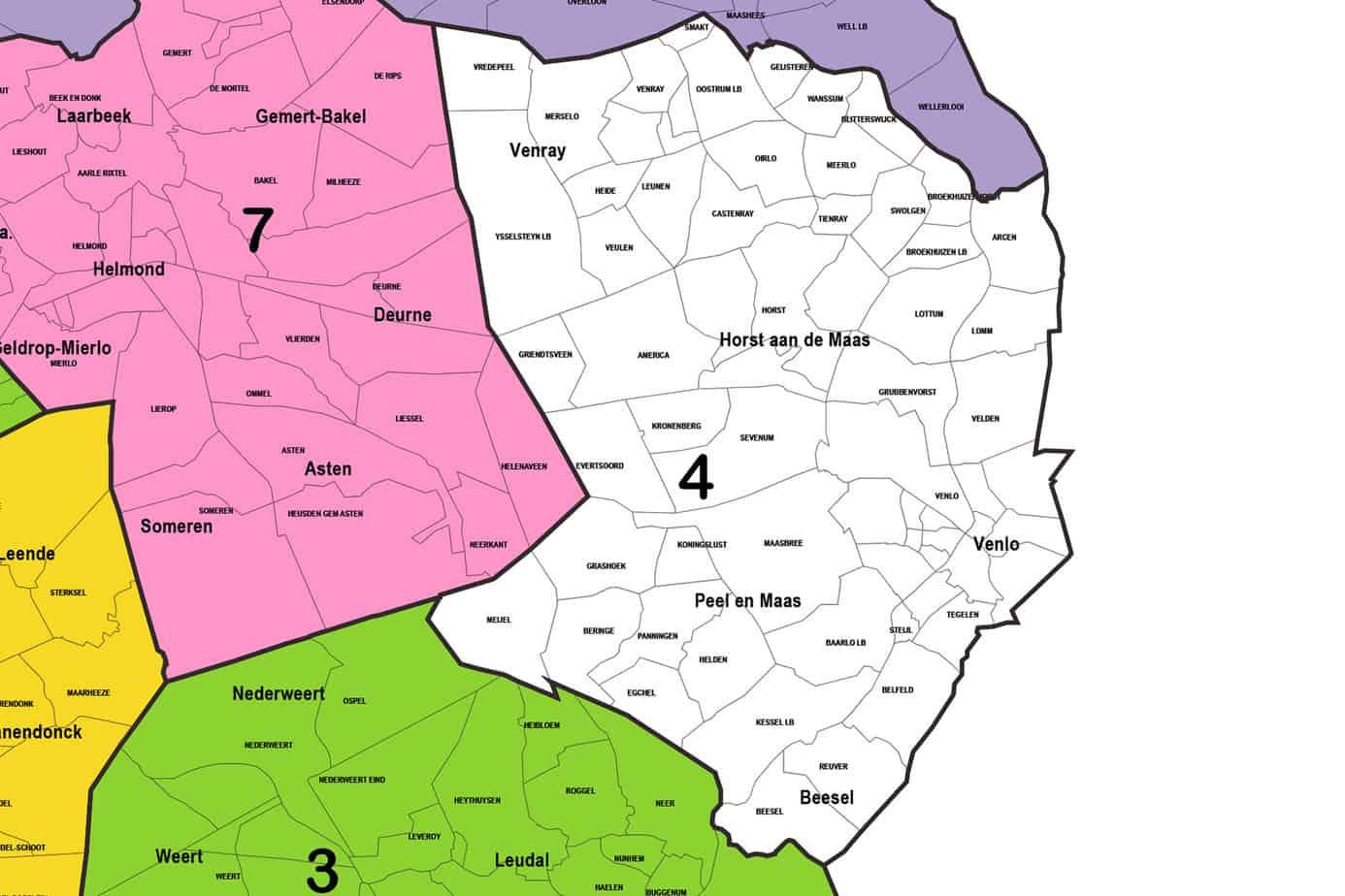 Regio 4 - Venlo