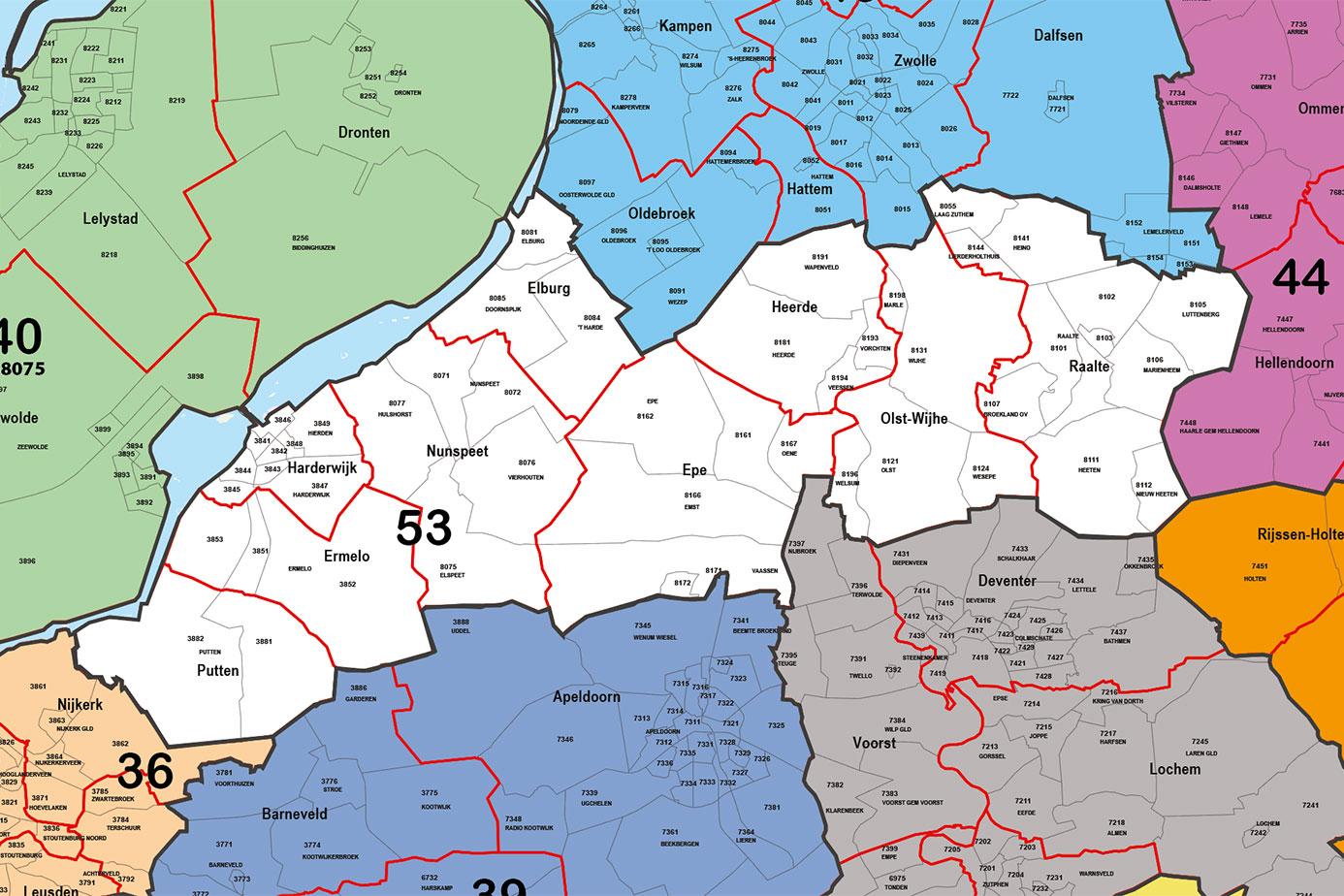 Regio 44 - Almelo - Raalte - Ommen