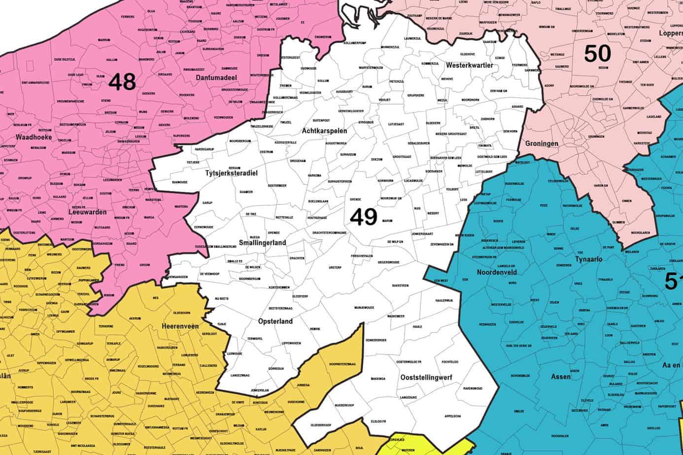 Regio 49 - Drachten
