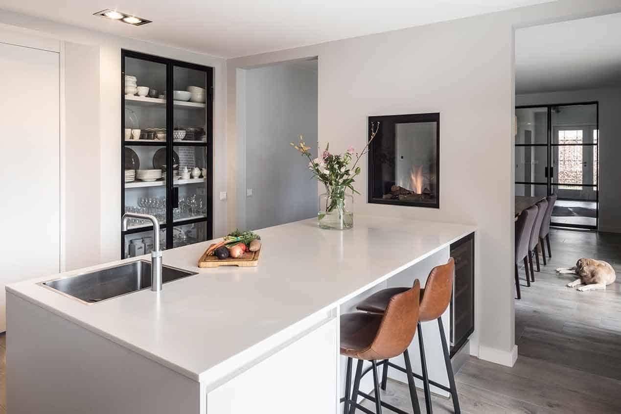 Hedendaags Keuken pimpen - De Keukenvernieuwers QB-91