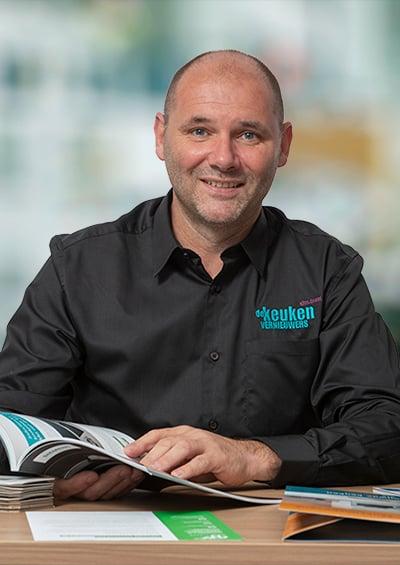 Keukenvernieuwer Dave van Beek